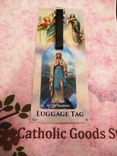 Our Lady of the Highway - Luggage Tag