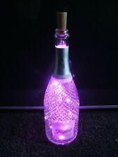 #BOTT-LIT-UP# FREIXENET ROSE WINE BOTTLE LED LAMP/LIGHT(MOOD/TABLE/PUB/HOME/GIFT