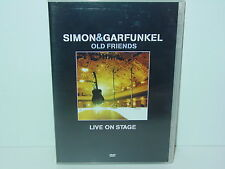 "*****DVD-SIMON & GARFUNKEL""OLD FRIENDS-LIVE ON STAGE""-2004 Columbia*****"