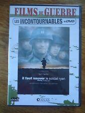 DVD * IL FAUT SAUVER LE SOLDAT RYAN*  Tom HANKS DAMON / Steven SPIELBERG GUERRE