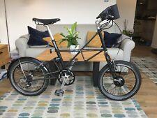 Moulton APB Separable 24spd. Electric Bicycle  Swytch Conversion - Reynolds 531
