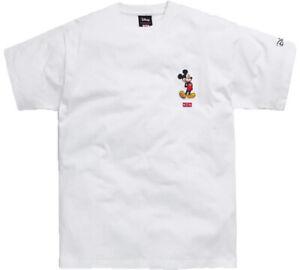 Kith x Disney 90s Classic Logo Mickey Tee (White)
