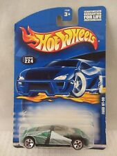 Hot Wheels   2000-224   Ford GT-90  Green  NOC  1:64 scale  (517) 29280