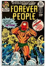 The Forever People #5 (Oct-Nov 1971, DC) - Very Fine+
