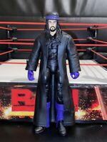 The Undertaker - Elite Series 23 - WWE Mattel Wrestling Figure DAMAGED COAT