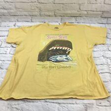 Star Wars Disney World Space Slug Monstro Whale Millennium Falcon T-Shirt XXL