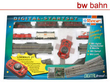 Roco H0 41212 Digital-Startset Dampflok BR 80 DB und Digitalweiche