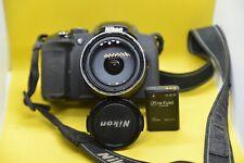 Nikon Coolpix P600 60x Wide Zoom Full HD Digital Camera 5.0/3.8V