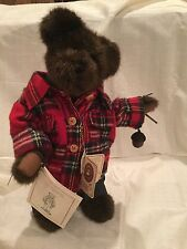 Boyd's Bears Jacob Wishkabibble Plush