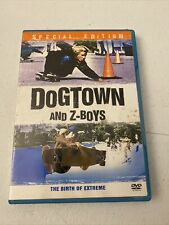 Dogtown and Z-Boys (DVD, 2002, Special Edition)