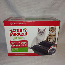 Nature's Miracle Self-Cleaning Litter Box Refill NEW