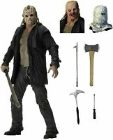 "NECA Jason Voorhees Friday the 13th 2009 7"" Action Figure (New Boxed)"