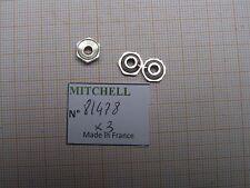 3 ECROU PICK UP MITCHELL 306 & autre MOULINET BAIL WIRE LOCK NUT REEL PART 81478
