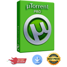 uTorrent Pro |  Digital Download | Fast Delivery