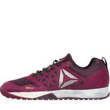 Reebok Womens CrossFit Nano 6.0 Training Shoes Running Exercise Shoes Plum NEW