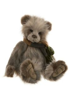 COLLECTABLE CHARLIE BEAR 2020 PLUSH COLLECTION - MILLER - A HANDSOME GENTLE BOY