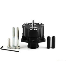 Boomba Racing 2013+ Focus ST Fully Adjustable Bypass Valve BLACK ANODIZED FINISH