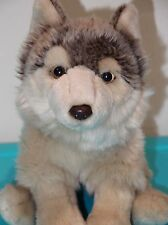Webkinz Signature Timber Wolf Without Code Tag - Just The Plush Toy