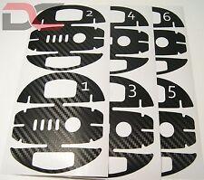 DJI Phantom 4 Carbon Fiber Battery 1-6 Skin Stickers Graphic Wrap Decal P4