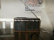 vintage ancienne radio transistor  telefunken atlanta 101 germany made