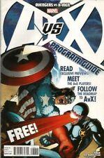 Avengers Vs X- Men Program Guide (NM)`12 Various