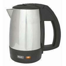 Wahl 1 KW Stainless Steel Dual Voltage Travel Kettle 0.5 Litres Capacity