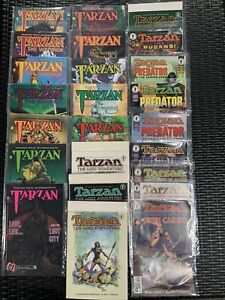 Tarzan Comics Lot Malibu & Darkhorse Mini Series VF/NM