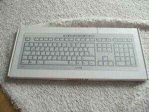 Cherry Stream Keyboard/Tastatur,USB Anschluss,Kabel,deutsch,Neu&OVP