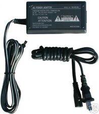 AC Adapter for Sony DSC-W350S DSC-W360 DSC-W360B DSC-V1