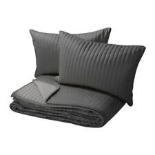 Bedspread and cushion cover KARIT Grey available in 2 sizes