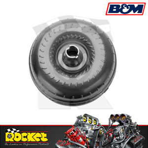 B&M 2800-3200 Stall 26 Spline Torque Converter Fits Ford C4 - BM400009