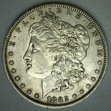 1882 O Morgan Silver Dollar Circulated Coin New Orleans Minted $1 US Coin XF