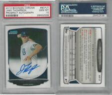 2013 Bowman Chrome Baseball, #BCPJT Jake Thompson AUTO RC, PSA 10 Gem