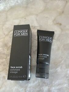 Clinique for Men Face Scrub 15ml BNIB