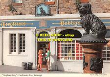L100098 Greyfriars Bobby. Candlemaker Row. Edinburgh. E. Ludwig. Hinde. Scotland
