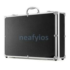 Realacc Aluminum Suitcase Carrying Box Case Hubsan H501S X4 RC Quadcopter Standa