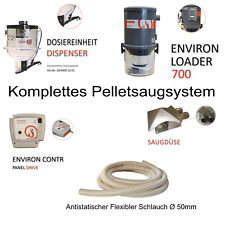 Business & Industrie Environ Loader700 Pelletsaugsystem Saugsystem Saugturbine Pelletsauger Pellet