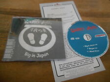 CD Punk Guano Apes - Big in Japan (3 Song) BMG SUPERSONIC sc Presskit