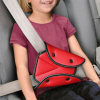 Kids  Holder Seat Belts Triangle Car Child Safety Cover Shoulder Harness Strap