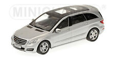 Minichamps 400034670 MERCEDES-BENZ R-CLASS - 2010 - SILVER - 1:43  #NEU in OVP#