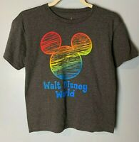 Disney Parks Women's T Shirt Size Small Top Mickey Mouse Walt Disney World