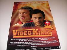 Filmposter    85 x 60 cm     Vidio Kings