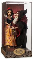 Disney Store Snow White And The Witch Disney Fairytale Designer Doll MINT NRFB