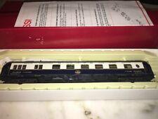 Rivarossi HO 2490 Orient Express CIWL Pullman Couplage Car No 4010 NOS