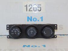 MAZDA MX5 HEATER CONTROL PANEL 1.8 16V NE8561190 A02000A5503000 MK3 2005 - 2015