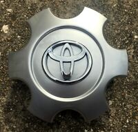 1 New TOYOTA TUNDRA 2003 2004 2005 2006 WHEEL CENTER HUB CAP SILVER 560-6944