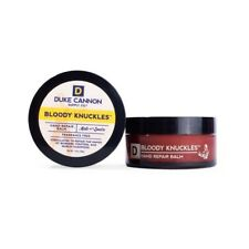 Duke Cannon Mens Bloody Knuckles Hand Repair Balm Travel Size 1.4oz