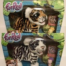 BUNDLE! FurReal Tyler the Tiger and White Tiger! NEW & READY TO SHIP!