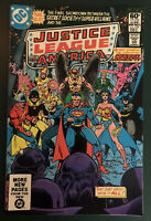 Justice League Of America # 197; Perez Cover.  ( 12 / 1981 ). JSA Appearance