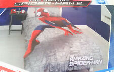 LICENSED THE AMAZING SPIDER-MAN Double Bed Quilt/Doona Cover Set MARVEL COMICS